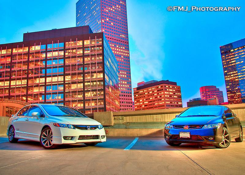 8thCivic.com Member(s) - Jason (left) & Dan (right)<br /> <br /> Honda Civic Si (FA5 & FG2)