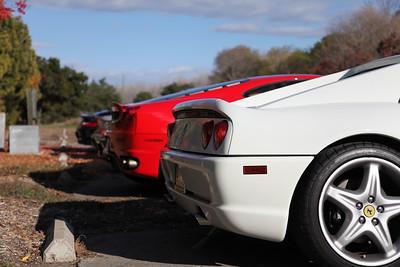 90s Supercar Photoshoot