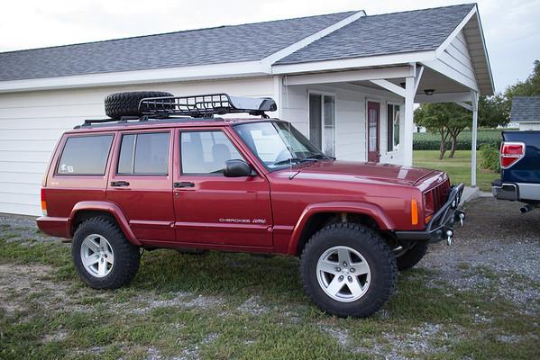 98 Jeep Cherokee Classic