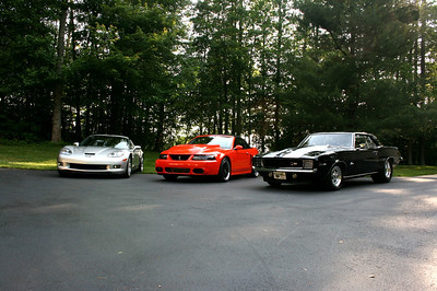 A Bevy of Beauties - Mebane, NC - 05/26/2011