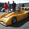 Pre-grid at Sears Point, CA.