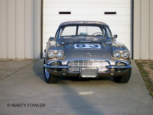 8  1961 Gates & Heuer 2nd