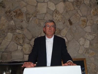 Our Host Tony Greening