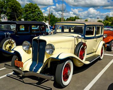 1931 Auburn