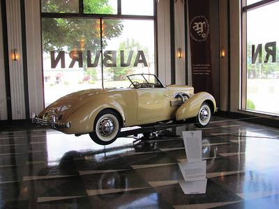 ACD Museum - Auburn Indiana