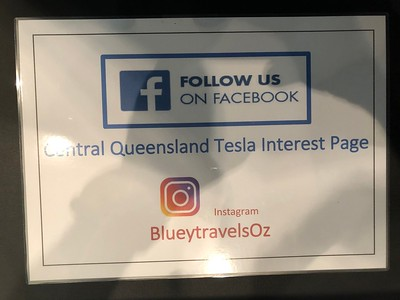 BlueytravelsOz, Tesla 75, Central Queensland Tesla Interest Page - Phone pics - Australian Electric Vehicle Association (AEVA) 2018 Electric Vehicle Conference & Expo - Brisbane Convention & Exhibition Centre (BCEC), South Bank, Brisbane, Queensland, Australia; Saturday 10 November 2018. Phone photos by Des Thureson - http://disci.smugmug.com