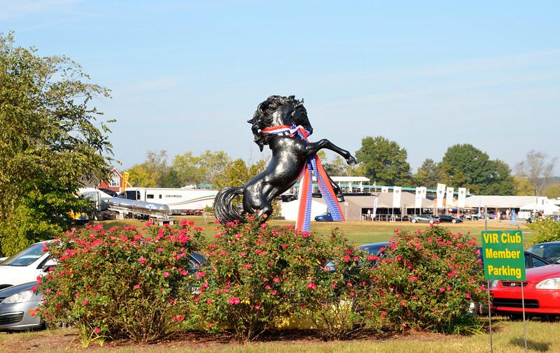 VIR ALMS Race 10-5-13.