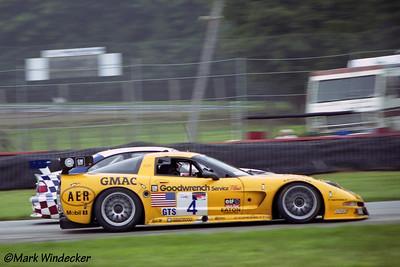 ...Corvette C5-R Pratt & Miller #004
