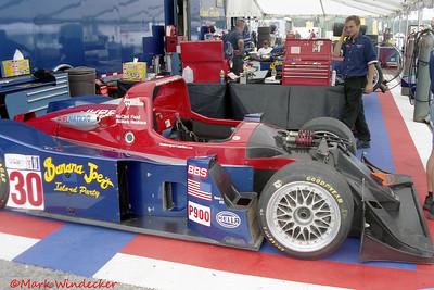LMP900-Intersport Racing