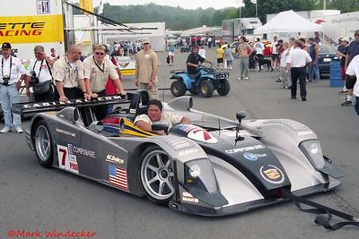LMP900-Team Cadillac