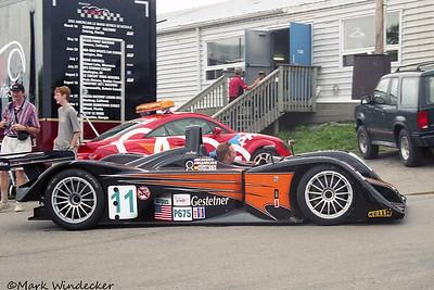 LMP675-Knight Hawk Racing