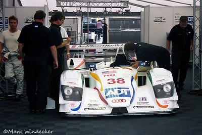 LMP900-Champion Racing