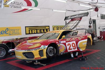 GT-JMB Racing USA/Team Ferrari