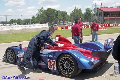 LMP1-Intersport Racing......