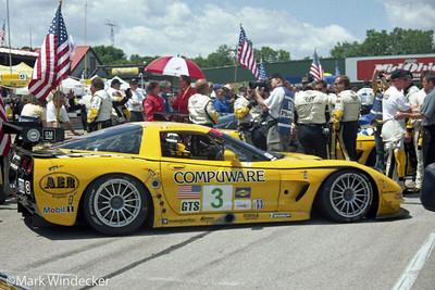 GTS-Corvette Racing.......