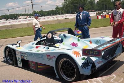 LMP2-van der Steur Racing Inc