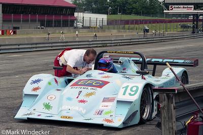 P2-van der Steur Racing Inc