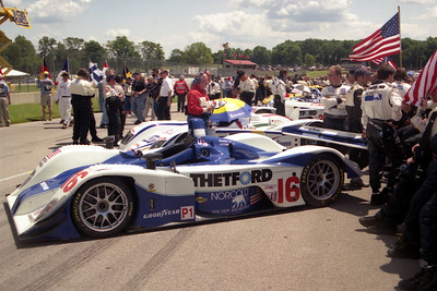 LMP1-Dyson Racing Team