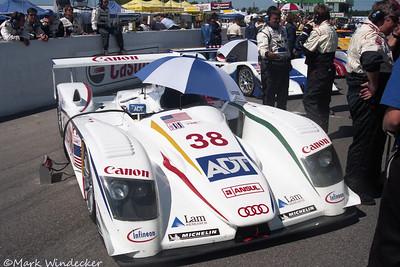 P1-ADT/Champion Racing