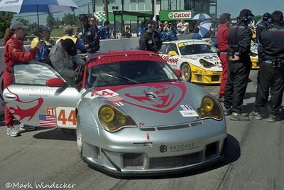 GT- Flying Lizard Motorsports    Porsche 996 GT3-RSR