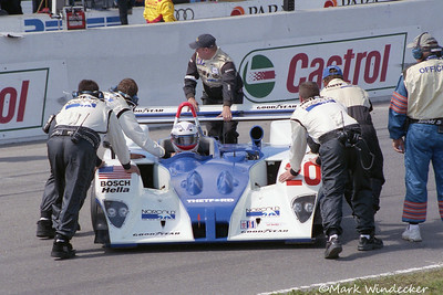 P1-Dyson Racing Team