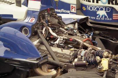 Lola EX257- AER MG