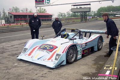 P2-van der Steur Racing