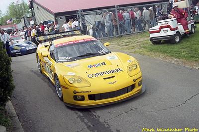 GT1-Corvette Racing