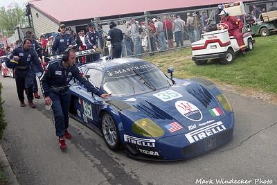 GT1-Maserati Corse