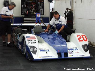 P1-Dyson Racing LOLA EX257/AER