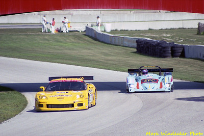 5TH 2-GT1 RON FELLOWS/JOHNNY O'CONNELL