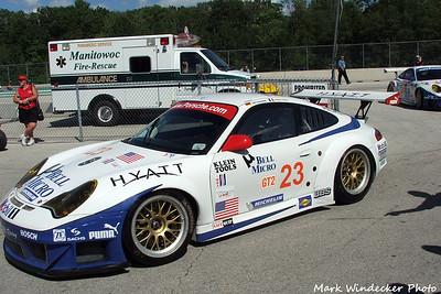Alex Job Racing Porsche 996 GT3-RSR