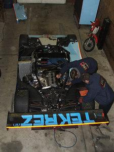 P2 van der Steur Racing, Inc.