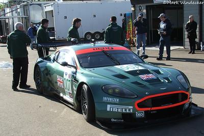 GT1 Aston Martin Racing