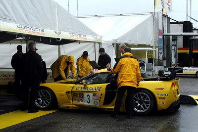 GT1 Corvette Racing