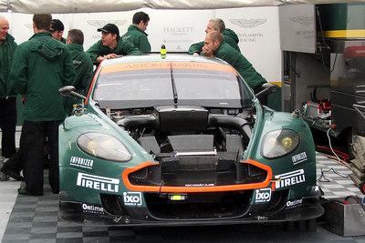 GT1 Aston Martin Racing  Aston Martin DBR9