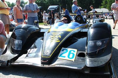 P2- Andretti Green Racing, Inc  Acura ARX-01 a