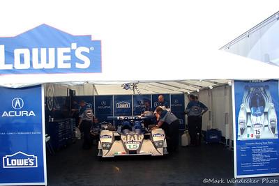 lmp2-Lowe's Fernandez Racing