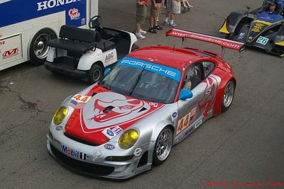 GT2-Flying Lizard Porsche 997 GT