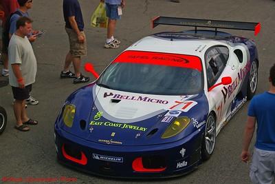 GT2-Tafel Racing Ferrari F430 GTC