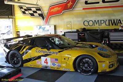 GT2-Corvette Racing Chevrolet Corvette C6.R ZR1