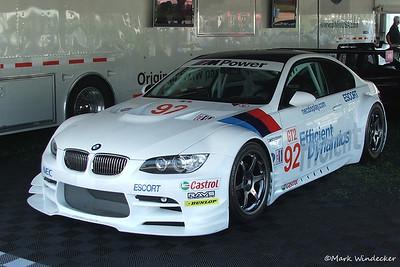 GT2-BMW Rahal Letterman Racing Team