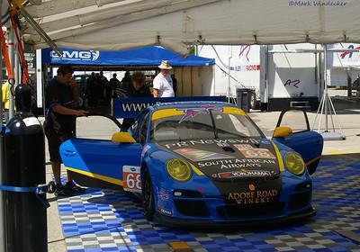 GTC TRG-PORSCHE 911 GT3 CUP