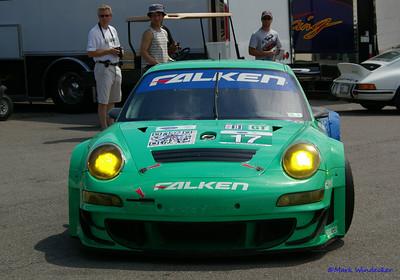 GT-Team Falken Tire Porsche 997 GT3 RSR