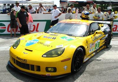 GT-Corvette Raving Chevrolet Corvette C6.R ZR1