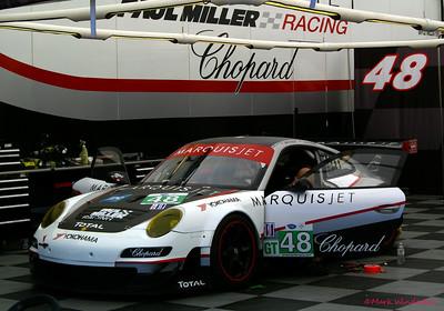 GT-Paul Miller Racing Porsche 997 GT3 RSR