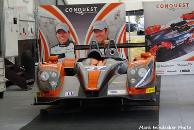 P2-CONQUEST ENDURANCE MORGAN-NISSAN