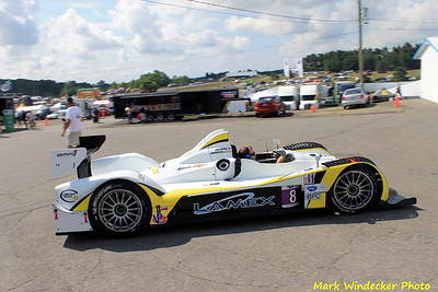 PC-MERCHANT SERVICES RACING ORECA FLM09/CHEVROLET
