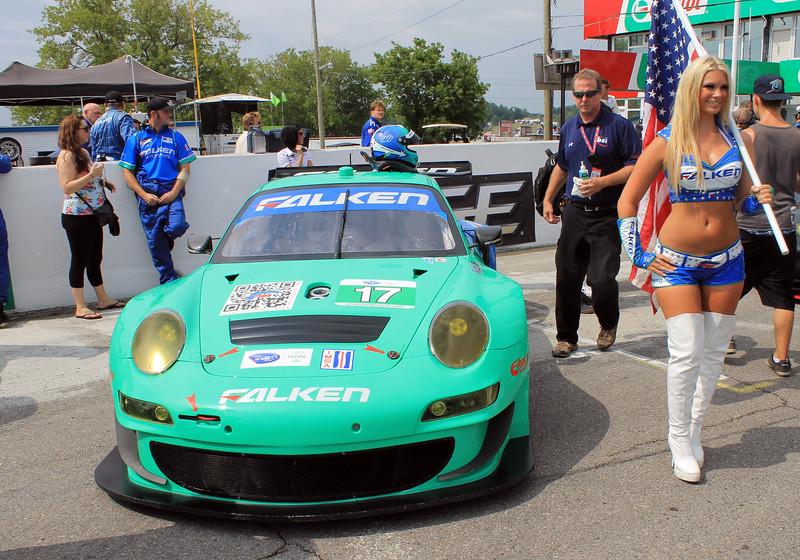 GT-TEAM FALKEN TIRE PORSCHE 911 GT3 RSR