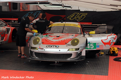GT-FLYING LIZARDS MOTORSPORTS PORSCHE 911 GT3 RSR